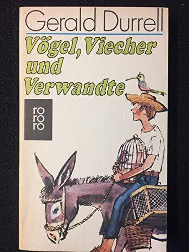 9783499140860: V�gel, Viecher und Verwandte.