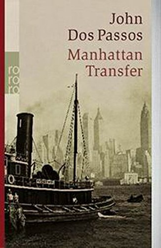 9783499141331: Manhattan Transfer (Roman)(German Language Edition)(Deutsche)