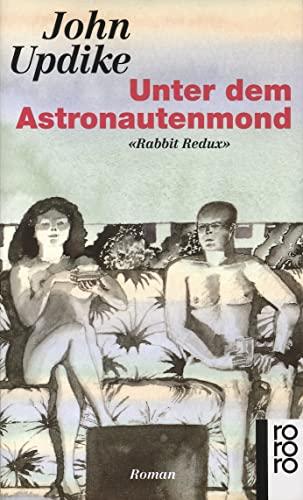 Unter dem Astronautenmond der rabbit befindet sich auf abwegen von John Updike - Updike, John