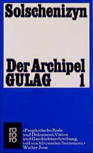 9783499141966: Der Archipel GULAG 1
