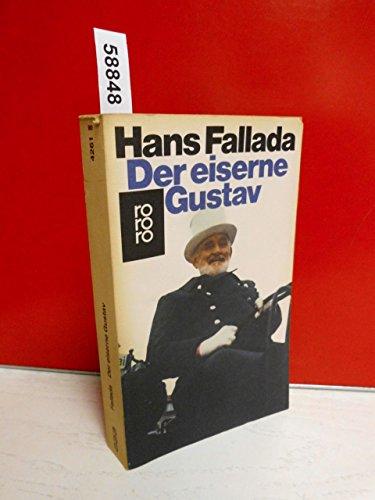 9783499142611: Der eiserne Gustav.