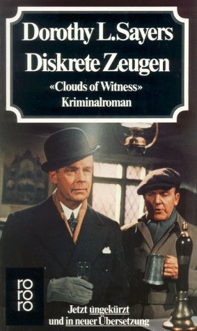 9783499147838: Diskrete Zeugen (Lord Peter Wimsey, #2)