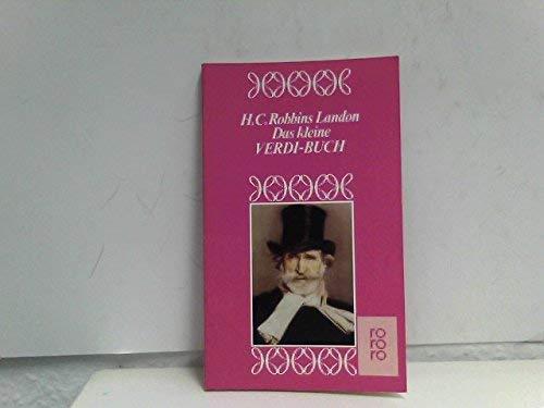 Das kleine Verdi - Buch (9783499150463) by H. C. Robbins Landon