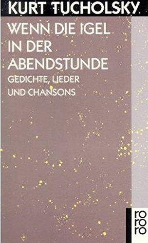 Die Gedichte Lieder Chansons Abebooks