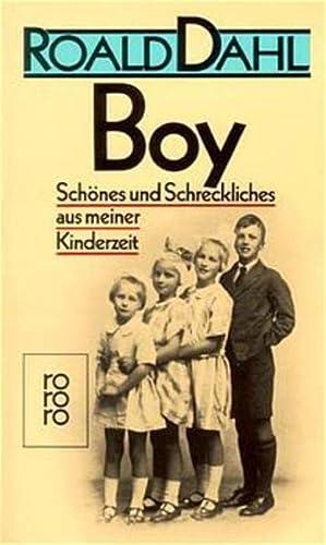 9783499156939: Boy