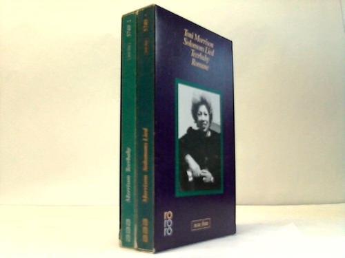 Solomons Lied / Teerbaby ( geb.; Zwei Romane in 1 Band ) [d0h] - Toni Morrison