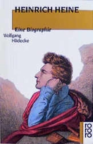 9783499159756 heinrich heine eine biographie - Heinrich Heine Lebenslauf