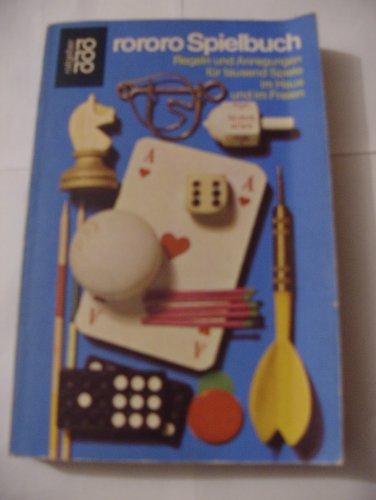 9783499161155: rororo Spielbuch