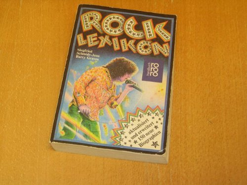 9783499161773: Rock-Lexikon (Rororo-Handbuch) (German Edition)