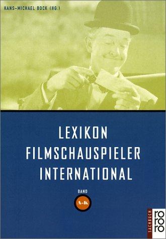 Lexikon Filmschauspieler International
