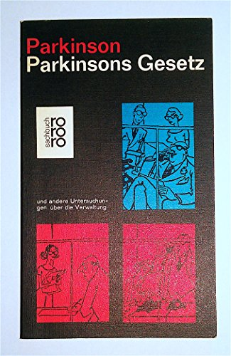 9783499167638: Parkinson's Law and Other Studies in Administration