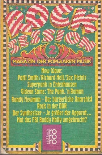 Rock Session 2. Magazin der Populären Kultur.