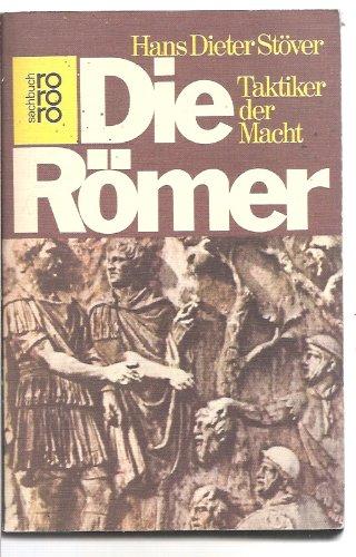 9783499171604: Die Römer. Taktiker der Macht