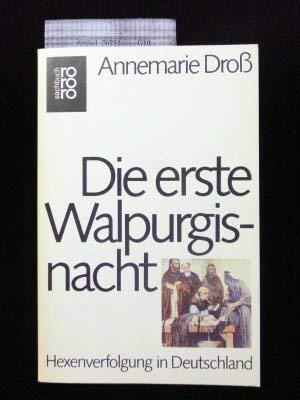 9783499174278: Die Erste Walpurgisnacht