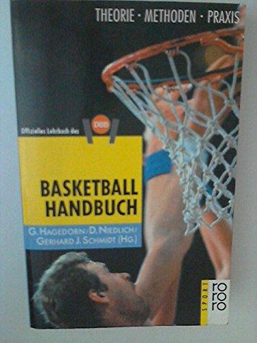 Basketball-Handbuch: Hagedorn, Günter, Dieter