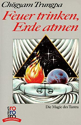 9783499185328: Feuer trinken, Erde atmen. Die Magie des Tantra. (rororo transformation)