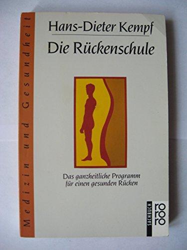 9783499187674: Die Rückenschule