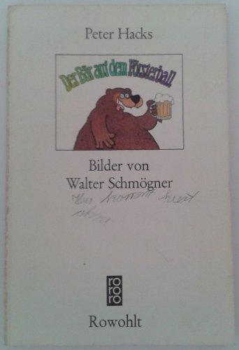 9783499201011: Der Bär auf dem Försterball.
