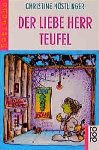 9783499201677: Der liebe Herr Teufel. ( Ab 8 J.).