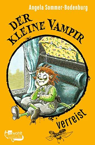 9783499202971: Der Kleine Vampir Verreist: Der Kleine Vampir Verreist
