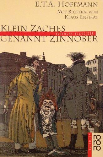 9783499207396: Klein Zaches Genannt Zinnober (Fiction, Poetry & Drama)