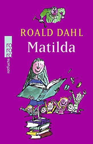 Matilda. Sonderausgabe: Roald Dahl