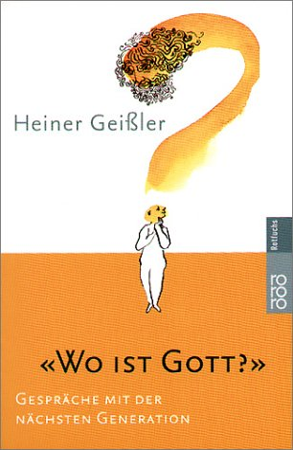 9783499212130: ' Wo ist Gott?'