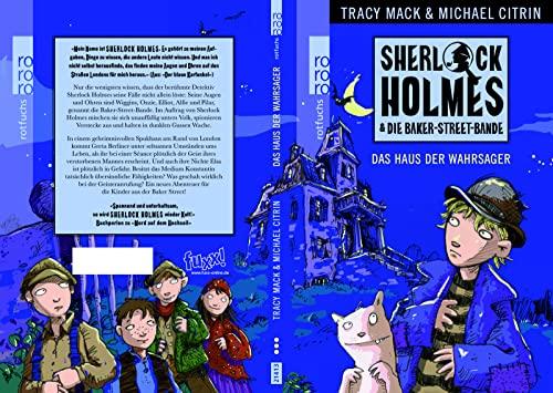 9783499214134: Sherlock Holmes & die Baker Street Bande 02. Das Haus der Wahrsager