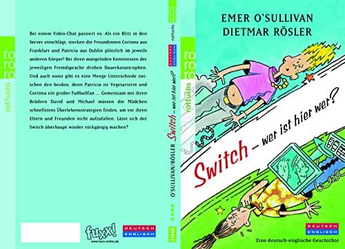 9783499214684: Switch - Wer Ist Hier Wer? (German Edition)