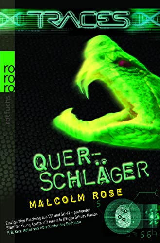 9783499215148: Traces. Querschläger