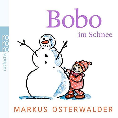 9783499215834: Bobo im Schnee