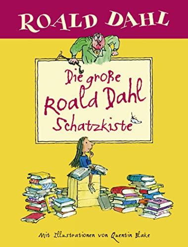 9783499216275: Die große Roald Dahl Schatzkiste