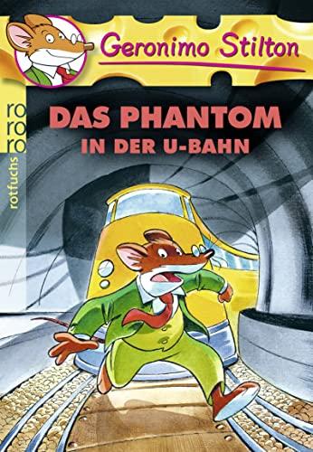 Das Phantom in der U-Bahn (9783499216398) by [???]