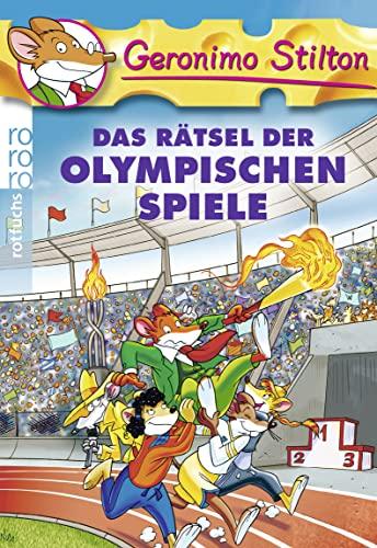 Das Rätsel der Olympischen Spiele (9783499216404) by [???]
