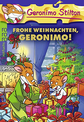 Frohe Weihnachten, Geronimo! (German Edition) (3499216450) by Geronimo Stilton