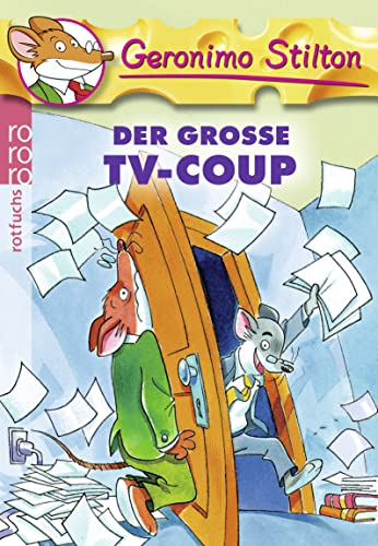 Der Grosse TV-Coup (German Edition) (3499216558) by Geronimo Stilton