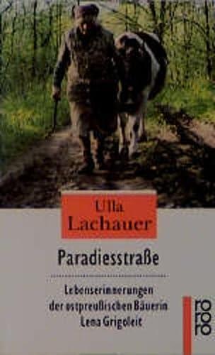 Paradiesstrasse: Lachauer, Ulla