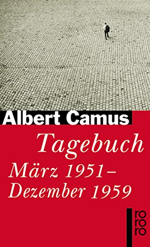 9783499221996: Tagebuch März 1951 - Dezember 1959.
