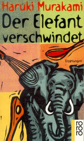 9783499222498: Der Elefant verschwindet (German Edition)