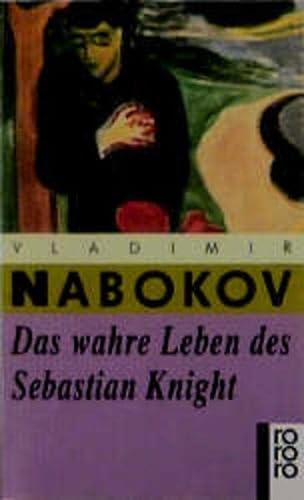 Das wahre Leben des Sebastian Knight: Nabokov, Vladimir