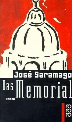 9783499223037: Memorial