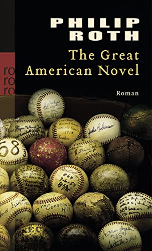 9783499223112: The Great American Novel