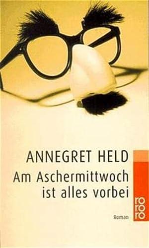 9783499224454: Dtv: Am Aschermittwoch Ist Alles Vorbei (German Edition)