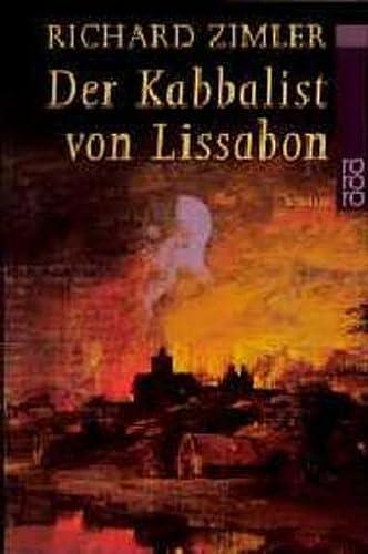 9783499224645: Der Kabbalist von Lissabon. Roman