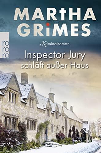 9783499224874: Inspector Jury schl�ft au�er Haus