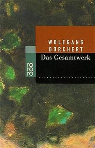 9783499225093: Das Gesamtwert (German Edition)