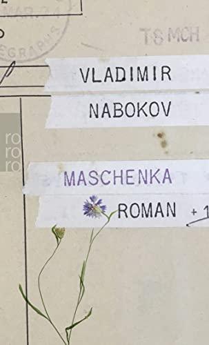 9783499225468: Maschenka (German Edition)
