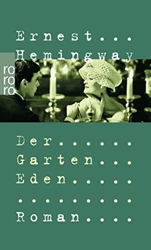 9783499226069: Der Garten Eden (German Edition)