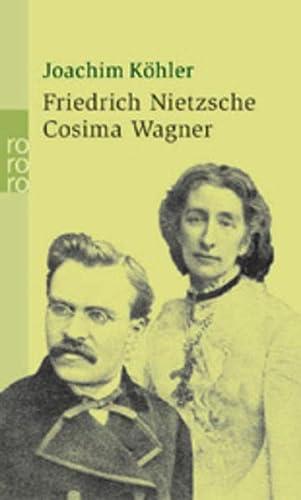 9783499226144: Friedrich Nietzsche - Cosima Wagner