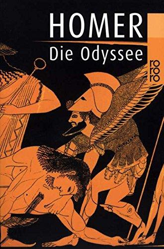 9783499226311: Die Odyssee (German Edition)